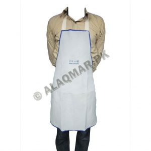 LEATHER JOINT APRON