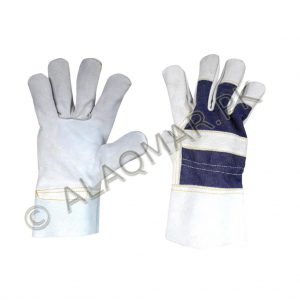 707 Leather Working Glove Single Palm